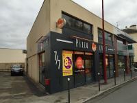 Aménagement d'un Pizza Sprint à Fougères