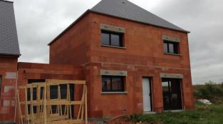 Travaux construction maison Ille et Vilaine
